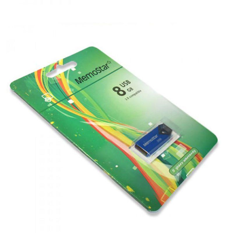 Usb Flash disk Memostar Triangle 8GB, plavi