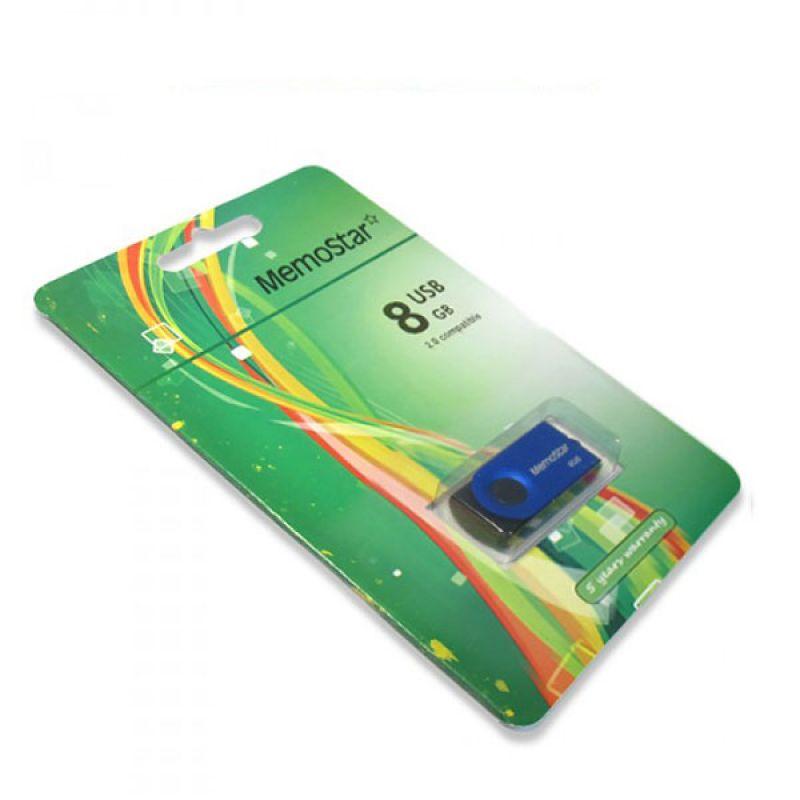 Usb Flash disk Memostar Rota 8GB, plavi