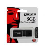 Usb Flash disk Kingston 8GB, crni
