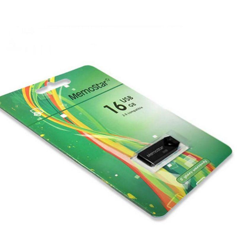 Usb Flash disk Memostar Triangle 16GB, crni