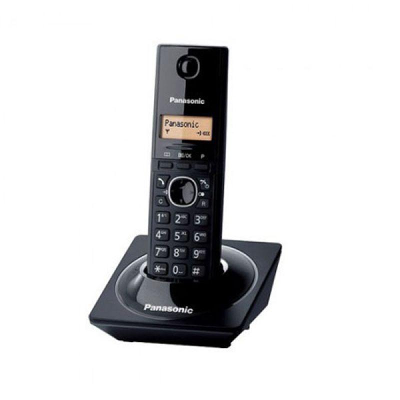 Bežični telefon Panasonic DECT KX-TG1711FXB, crni