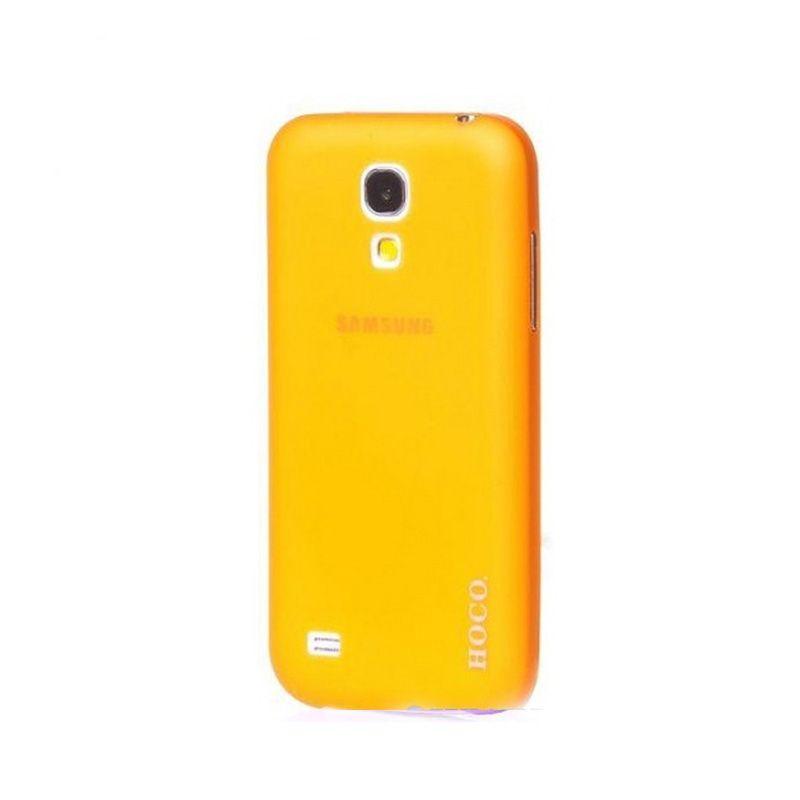 Hoco I futrola za Samsung galaxy i9190 S4 mini, narandzasta