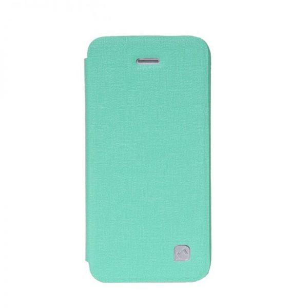 Hoco I futrola na preklop za Samsung galaxy Note 2 N7100, zelena