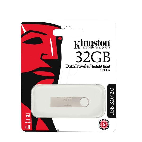 Usb Flash disk Kingston 32Gb, srebrni