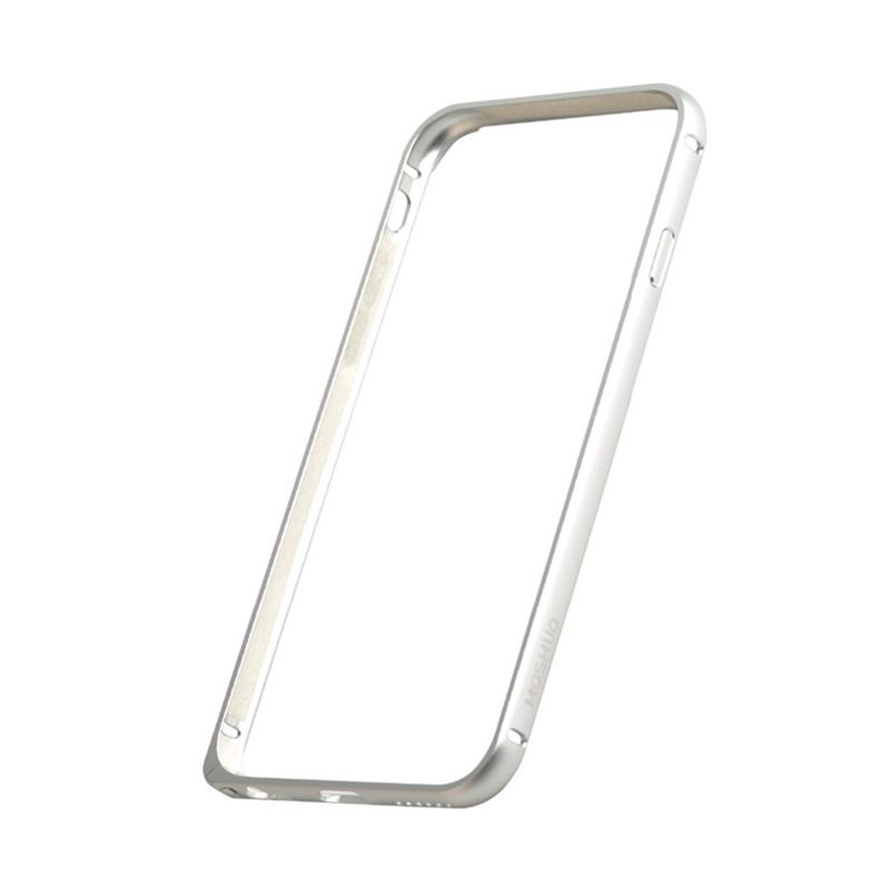Hoco Bumper hippocampal arc metal za iPhone 6 Plus/6s Plus, srebrni
