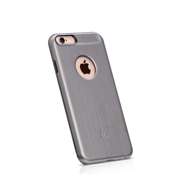Hoco Futrola black series PC cover za iPhone 6 Plus/6s Plus, siva