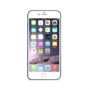 Futrola silikon mat iPhone 6 Plus/6s Plus, plavi