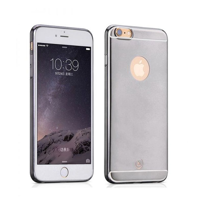 Hoco Futrola black series metal surface za iPhone 6 Plus/6s Plus, siva
