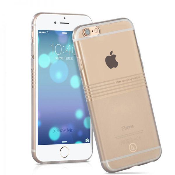 Hoco Futrola Frosted horizontal Tpu case za iPhone 6 Plus/6s Plus, crna