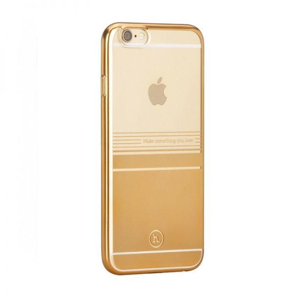Hoco Futrola black series horizontal surface cover za iPhone 6 Plus/6s Plus, zlatna