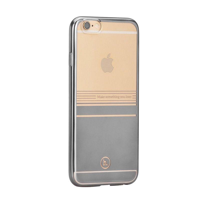 Hoco Futrola black series horizontal surface cover za iPhone 6 Plus/6s Plus, siva