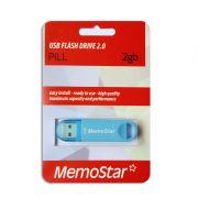 Usb Flash disk Memostar Pill 2Gb, plavi