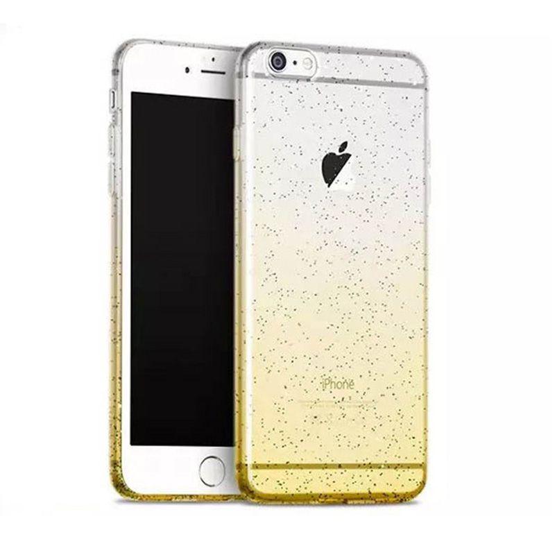 Hoco Futrola super star series Gradient baby's breath Tpu za iPhone 6/6s, zlatna