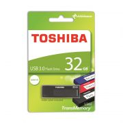 Usb Flash disk Toshiba U302 TransMemory 32Gb, crni
