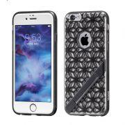Hoco futrola sebring series coloured Glaze tpu za iPhone 6/6s, crna