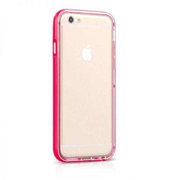 Hoco futrola ster lighiting case za iPhone 6/6s, pink