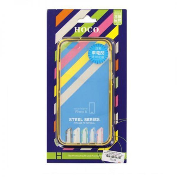 Hoco futrola ster lighiting case za iPhone 6/6s, žuta