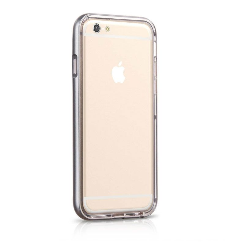 Hoco futrola ster lighiting case za iPhone 6/6s, siva