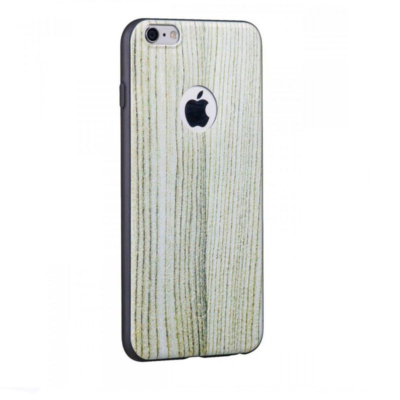 Hoco futrola element series wood grain case za iPhone 6/6s white oak