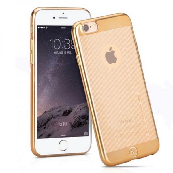 Hoco Futrola black series vertical surface cover za iPhone 6 Plus/6s Plus, zlatna