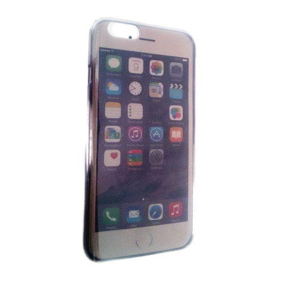 Jules V futrola plastika za iPhone 6/6s, siva