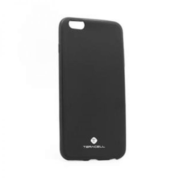 Futrola silikon Teracell giulietta za iPhone 6/6s, crna