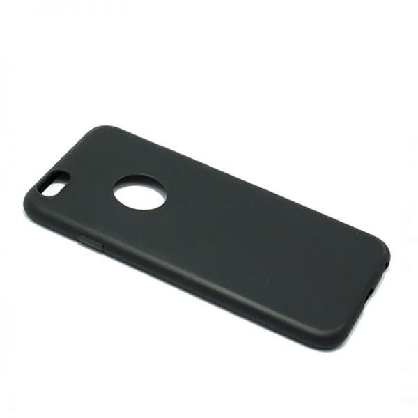 Futrola Comicell ultra tanki silikon color za iPhone 6/6s, crna