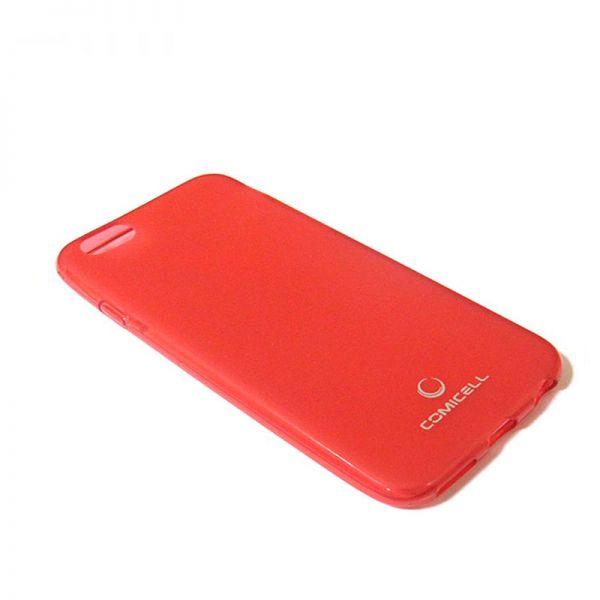 Futrola silikon durable Comicell za iPhone 6/6s, crvena
