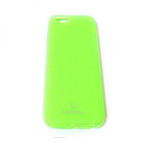 Futrola silikon durable Comicell za iPhone 6/6s, zelena