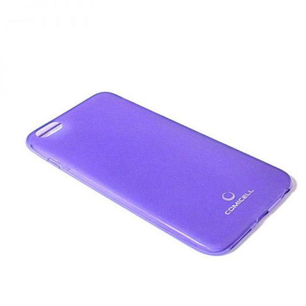 Futrola silikon durable Comicell za iPhone 6/6s, ljubičasta