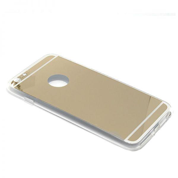 Futrola Ogledalo za iPhone 6/6s, zlatna