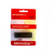 Usb Flash disk Memostar Cuboid 16Gb , crni