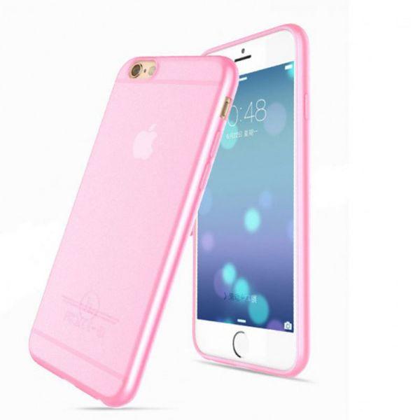 Futrola Hoco Frosted tpu case za iPhone 6/6s, pink