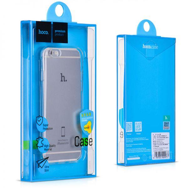 Hoco futrola Air series ultra thin drop tpu cover za iPhone 6/6s, crna