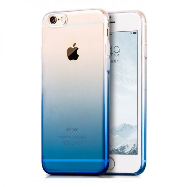 Hoco Futrola black series gradient case za iPhone 6/6s, plava