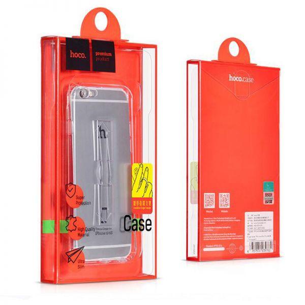Hoco futrola Finger holder Tpu cover za iPhone 6/6s, bela