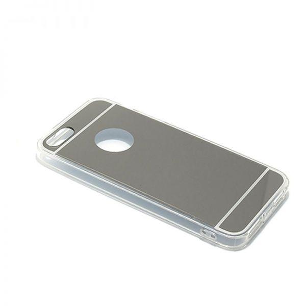 Futrola Ogledalo za iPhone 5/5s/SE, srebrna