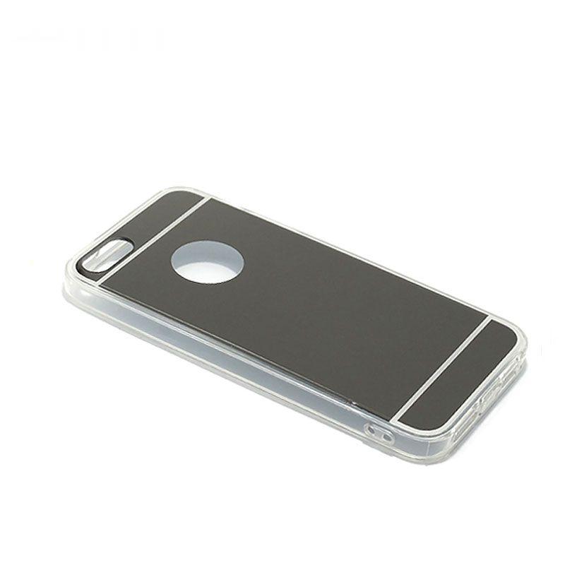 Futrola Ogledalo za iPhone 5/5s/SE, crna