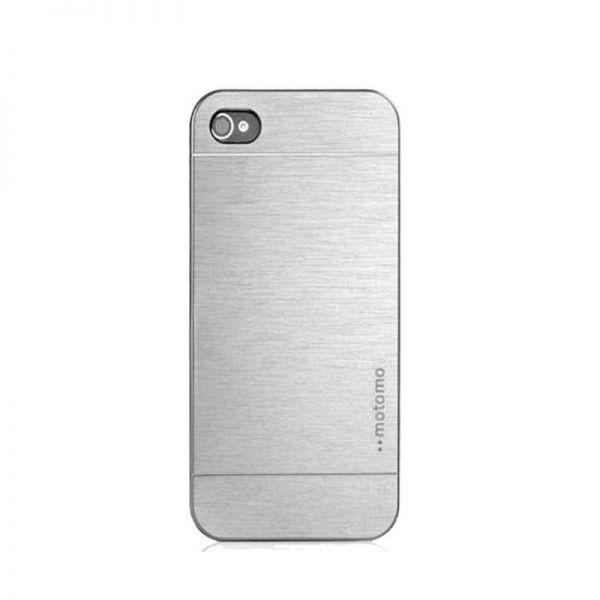 Futrola Motomo za iPhone 5/5s/SE, srebrna