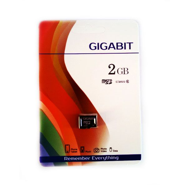 Memorijska kartica Gigabit 2GB