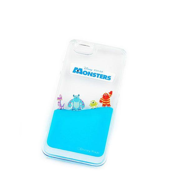 Futrola Vodena za iPhone 5/5s/SE Monsters, plava