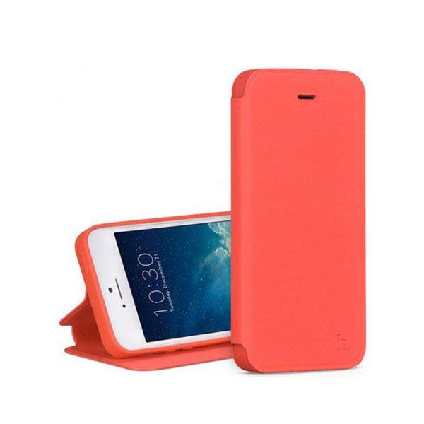 Hoco futrola Juice series Nappa leather za iPhone 5/5s/SE, crvena