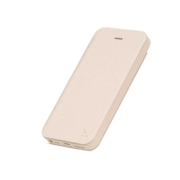 Hoco futrola Juice series Nappa leather za iPhone 5/5s/SE, zlatna