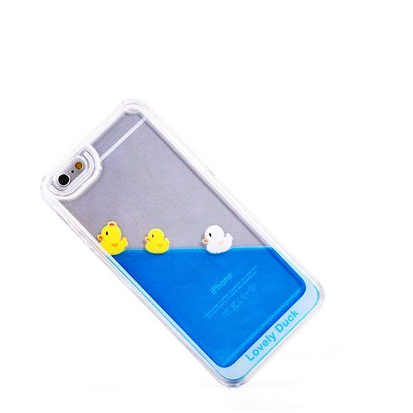 Futrola Vodena za iPhone 5/5s/SE duck, plava