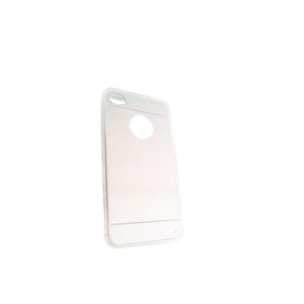 Futrola Ogledalo za iPhone 4/4s, srebrna