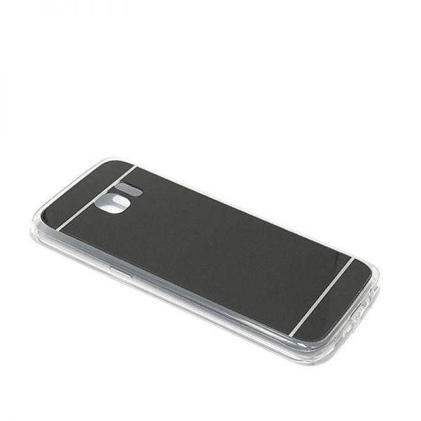 Futrola Ogledalo za Samsung G935 S7 edge, crna