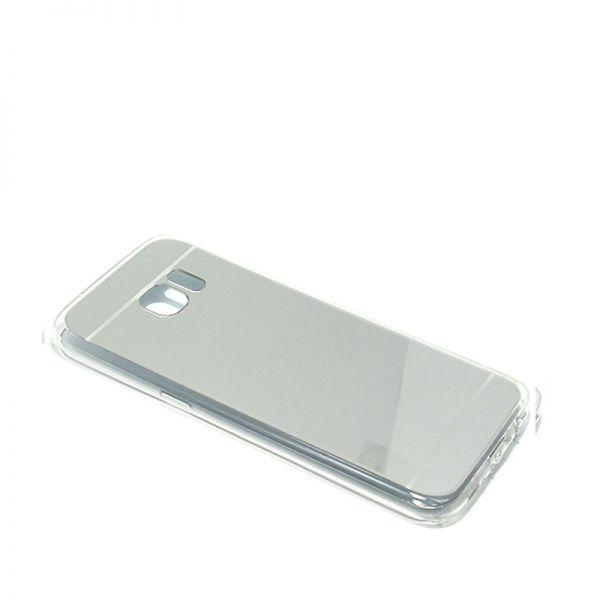 Futrola Ogledalo za Samsung G935 S7 edge, srebrna