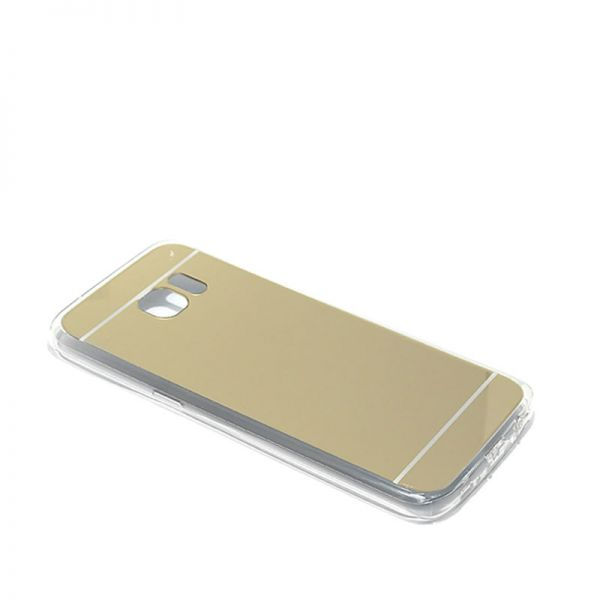 Futrola Ogledalo za Samsung G935 S7 edge, zlatna