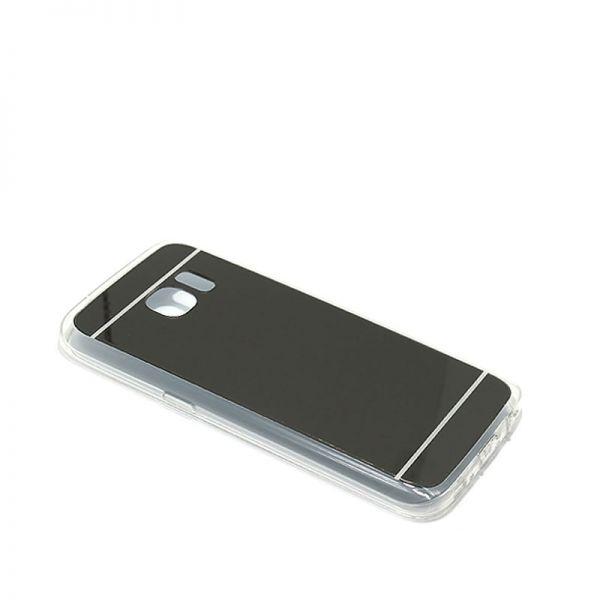 Futrola Ogledalo za Samsung G930 S7, crna