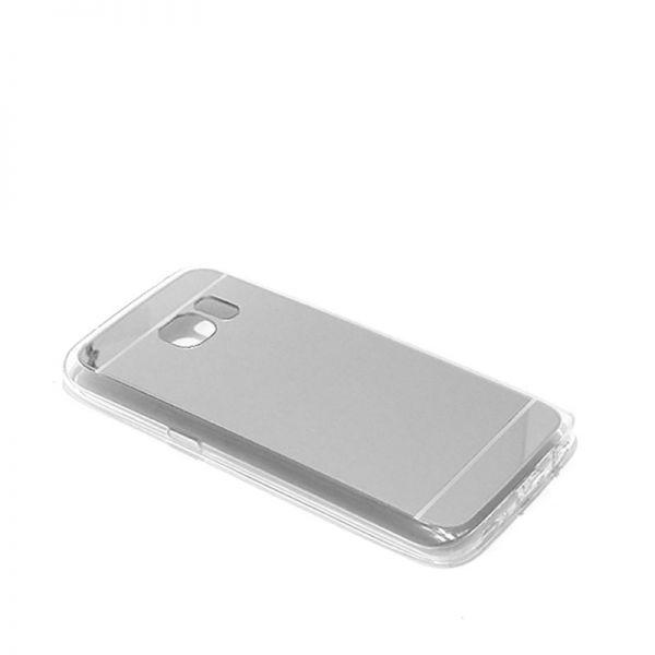 Futrola Ogledalo za Samsung G930 S7, srebrna